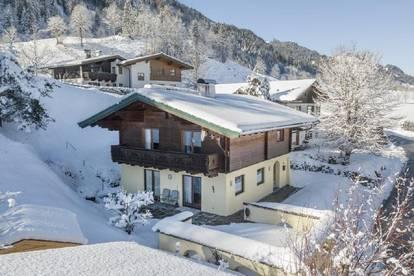 Gemütliches, familienfreundliches Einfamilienhaus in Kitzbühel