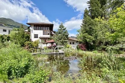 Freizeitwohnsitz: Außergewöhnliche Villa im Herzen von Abfaltersbach im Pustertal