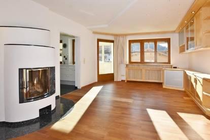 Großzügige und gepflegte Wohnung in Dorf- und Skiliftnähe in Fieberbrunn