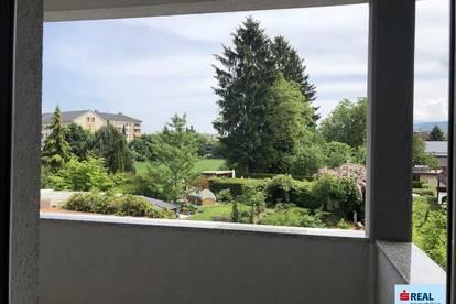 Kleine Mietwohnung mit Balkon in einem sehr gepflegtem Mehrfamilienhaus!