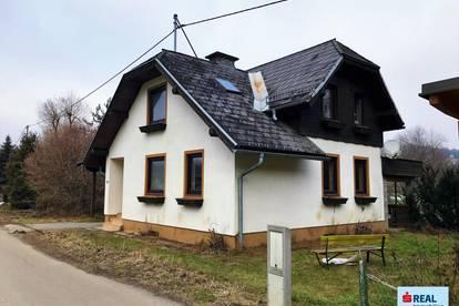 Bastlerhaus mit Potential
