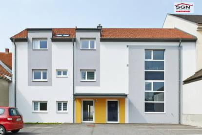 Provisionsfreie freifinanzierte 3-Zimmer Balkonwohnung mit PKW-Abstellplatz (Miete-Kaufoption) im Herzen von Herzogenburg ab 01.07.2020 zu vermieten