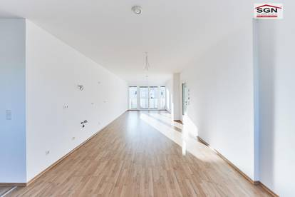 Provisionsfreier geförderter Erstbezug mit Kaufoption: Kleine Wohnhaus- und Reihenhausanlage mit Garten/Balkone und pro Einheit mit 2 Carports zu vermieten
