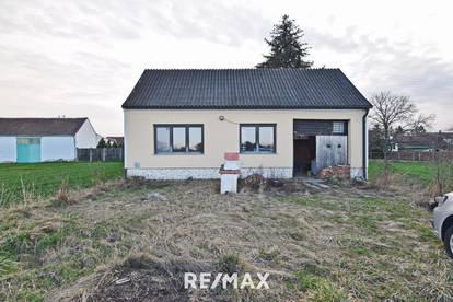 Ruhelage in Hohenau: Haus mit neuer E-Installation und interessanten Möglichkeiten - Aktuelle Bilder folgen