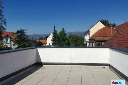 Stilvolle und exklusive Mietwohnung mit großer Terrasse in Wolfsberg