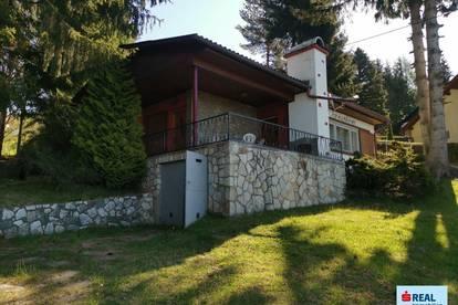 Rustikales Wohnhaus/Ferienhaus auf der Koralpe im Lavanttal!