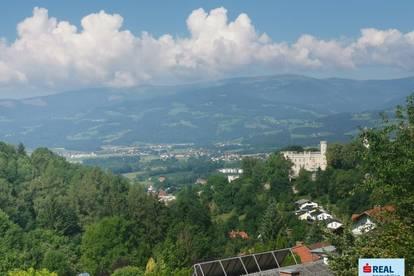 Bauparzelle am Panoramaweg - Referenzlage - Sonnenhang