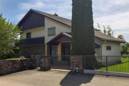 RESERVIERT Architektenhaus in Referenzlage von Wolfsberg - der perfekte Familienwohnsitz!