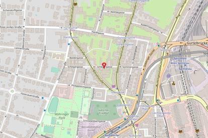 Tiefgaragenplatz, Nähe Billrothstraße in 1190 Wien zu mieten