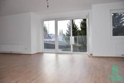 Erstbezug am Himmelbach - Sonnige 2-Zimmerwohnung mit französischem Balkon - Grünruhelage PROVISIONSFREI