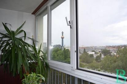 Elegante, großzügige Wohnung - Blick über Wien - Beim Döblinger Steg