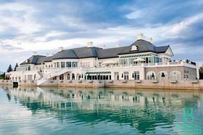 Elitäre Villa mit Houselift und Pool im Fontana