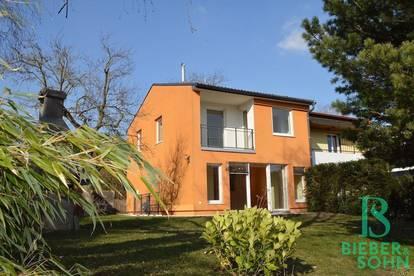 Idyllisches Einfamilienhaus mit schönem Garten und herrlichem Ausblick!