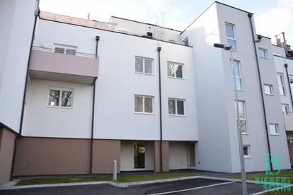 Erstbezug am Himmelbach - Wunderschöne 3-Zimmerwohnung mit Balkon - Grünruhelage PROVISIONSFREI