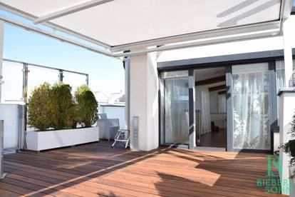 Extravagant - Luxuriös - Terrassen - Dachgeschoss