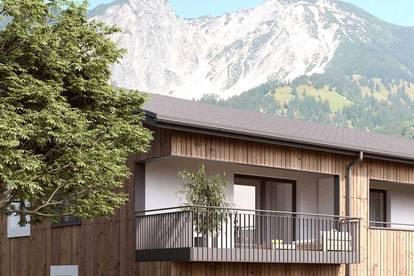 Moderne 3-Zimmer Gartenwohnung in Vandans