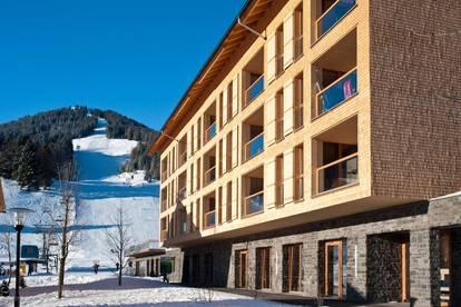 Feriendomizil und Investment in Einem: 3-Schlafzimmer Apartment im Ferienpark Brandnertal