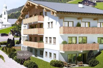 Sonnige 2-Zimmer Gartenwohnung in Fontanella - bezugsfertig