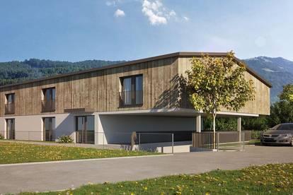 Sonnige 4-Zimmer Terrassenwohnung in Baien, Reuthe - Bregenzerwald