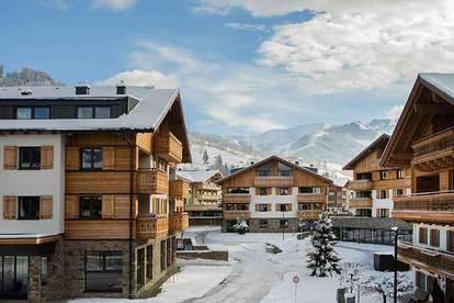 Investment und Feriendomizil in Einem - 3 Schlafzimmer Apartment in Ski-In / Ski-Out Resort