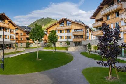 Feriendomizil und Investment: sonniges Apartment im Ski/In Ski/Out Resort AlpinLodges Maria Alm