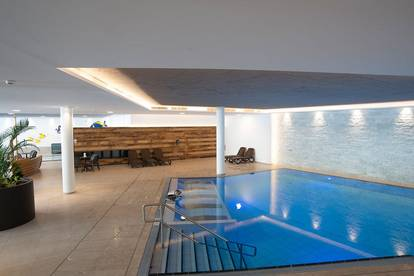 Investment und Feriendomizil: Penthouse Apartment im Ski/In Ski/Out Resort AlpinLodges Maria Alm