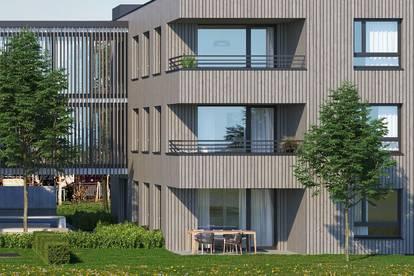 3-Zimmer Wohnung mit großem Garten in Feldkirch-Nofels