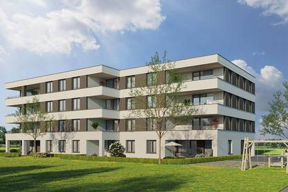 3-Zimmer Terrassenwohnung in hübscher Grünlage in Bregenz-Rieden