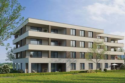 3-Zimmer Terrassenwohnung mit tollem Ausblick in Bregenz