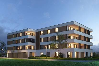 Großzügige 4-Zimmer Terrassenwohnung mit Blick ins Grüne