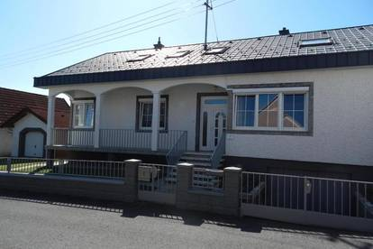 Einfamilienhaus mit kleinem Garten