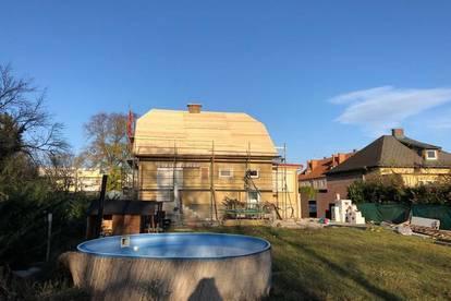 Einfamilienhaus mit großzügigem Garten in Ebergassing zu mieten