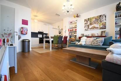 Beeindruckende aufgeteilte 3 - Zimmer WHG mit einer exklusiven Ausstattung in Himberg