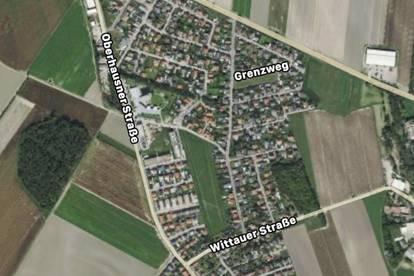 Doppelhaushälfte mit großem Garten und zwei Abstellplätzen - Kurz vor Baubeginn