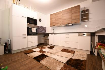 Optimal aufgeteilte Wohnung in Pottenstein inkl. Küche