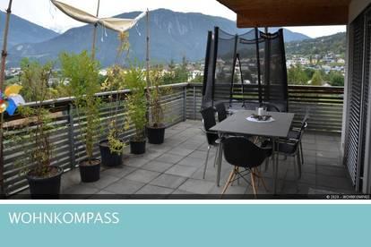 Imst – Oberstadt: Penthouse-Wohnung mit schöner Aussicht!