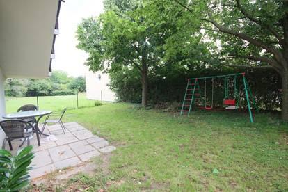 Hausetage in Traiskirchen mit eigener Terrasse und Garten