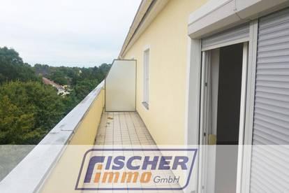 ++SCHÖNE 2 ZIMMER-WOHNUNG MIT 14 m² TERRASSE UND FERNBLICK++