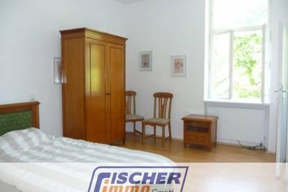 Möblierte 1-Zimmer-Altbauwohnung im Helenental mit Gemeinschaftsgarten/4