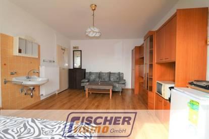 Gepflegte 1-Zimmer-Pendlerwohnung (vollständig möbliert) in Ruhelage/53