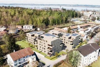 Neubau in Bregenz - Sensationelle 2 Zimmer-Wohnung nicht weit vom Bodensee entfernt!