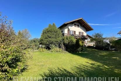 Toplage in Oberalm |Renovierungsbedürftiges Einfamilienhaus mit großem Garten