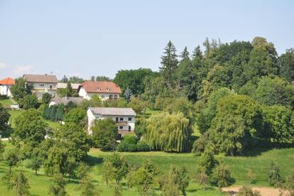 Zweifamilienhaus in unverbaubarer Ruhelage am Stadtrand Steyr-Gleink