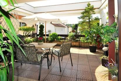 NEUER PREIS - Doppelhausähnliche Liegenschaft mit zwei Terrassen im Zentrum von Garsten!