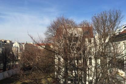 Rarität im Herzen von Wien: Hofruhelage mit Ausblick ins Grüne - ca. 40 qm Loftflair + 17 qm Terrasse!