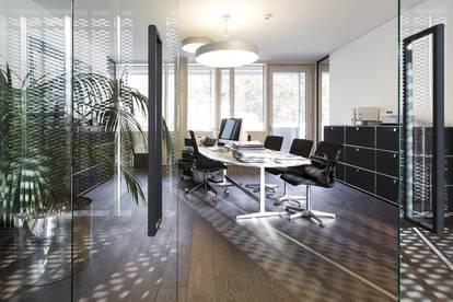AIGEN | Penthouse-Büro mit Designausstattung + Dachterrasse