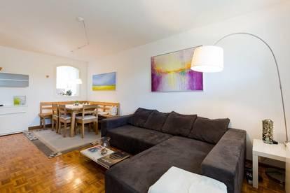 AIGEN | Oben angekommen – top ausgestattete Dachgeschosswohnung