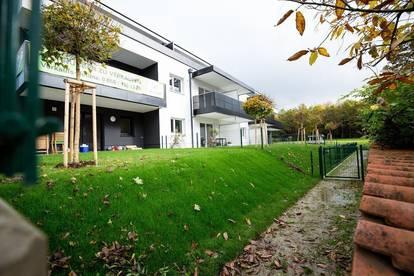 OBERNDORF I 2-Zimmer-Gartenwohnung in grüner Nachbarschaft