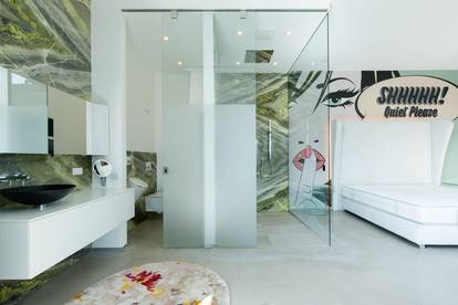 MAXGLAN | Außergewöhnliches High Class Penthouse-Loft für Arbeiten + Wohnen