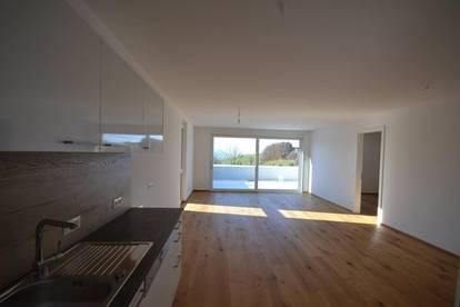 THE VIEW²-Wohnen über Salzburg I 3-Zimmer Penthouse mit Dachterrase + Stadtblick I 1P T3